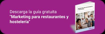 Ebook gratuito:Marketing para restaurantes y hostelería