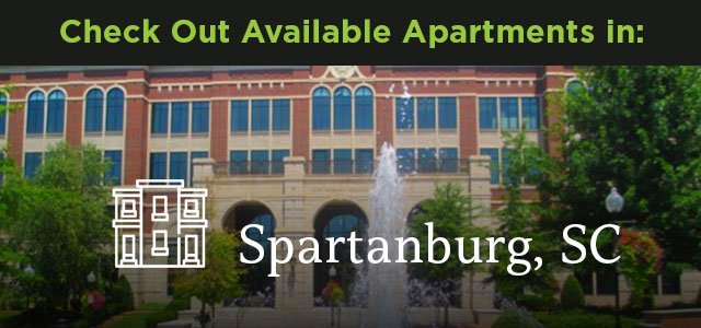 Available Apartments in Spartanburg, SC
