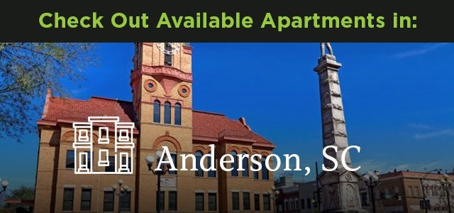 Check out available apartments in Anderson, SC