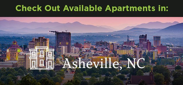 Available Apartments in Asheville, NC