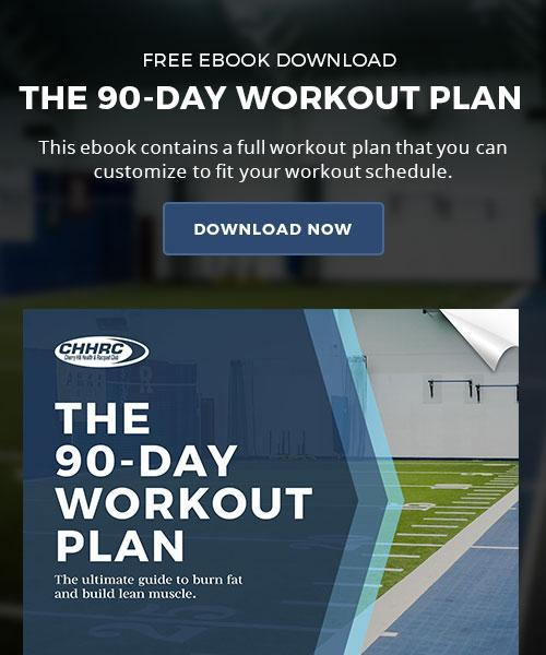 90-day workout plan ebook