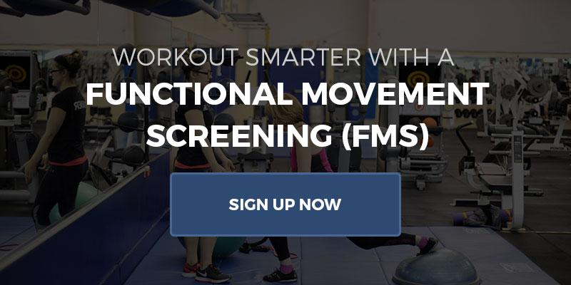 Sign up for a Functional Movement Screening at Cherry Hill