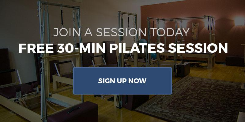 30 minute pilate session at chhrc