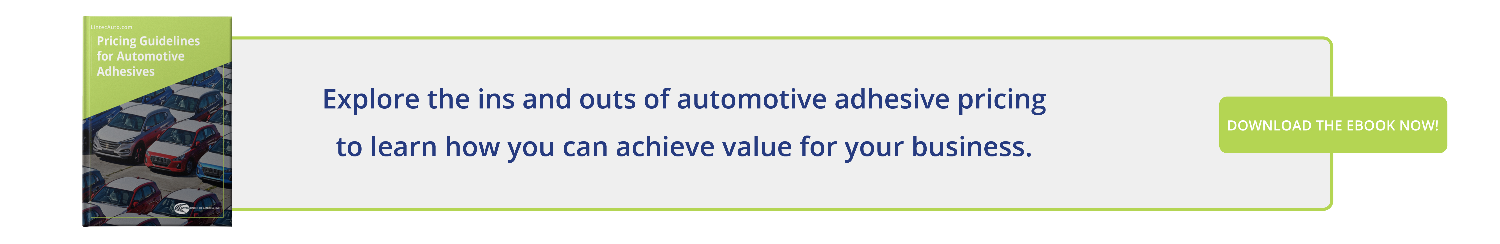 Pricing Guidelines for Automotive Adhesives