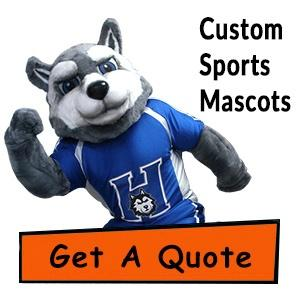 Maker Of Custom Sports Mascots