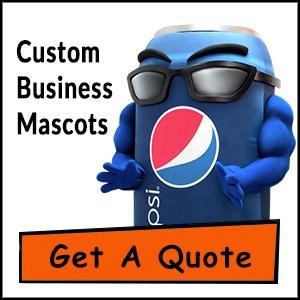 Best Custom Business Mascots