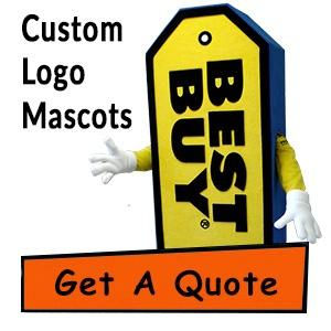 Maker Of Business Logo Custom Mascots