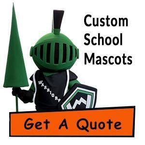Custom School Knight Mascots Maker