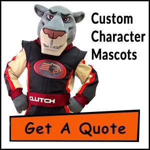 Make A Custom Character Mascot