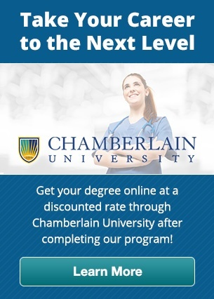 Take your career to the next level after Athena with Chamberlain University
