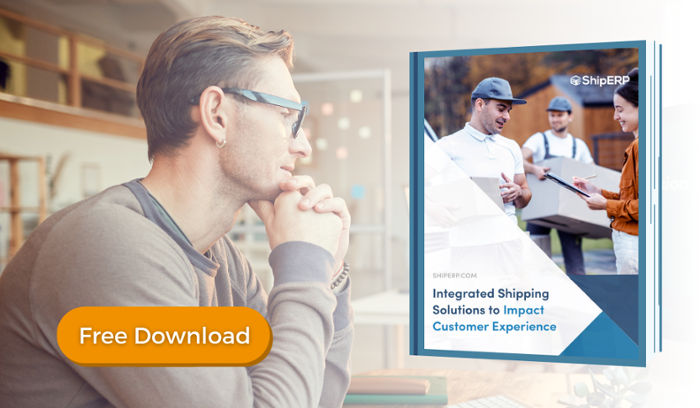 ebook Integrated Shipping solutions to impact customer experience