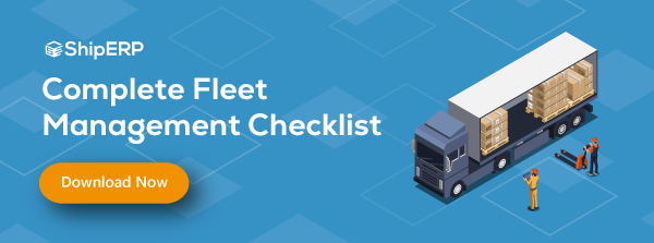Download the complete fleet management checklist