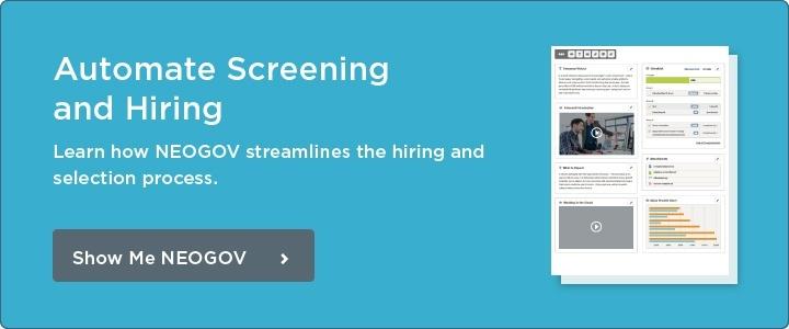 NEOGOV Recruitment Button