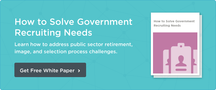 How to Solve Government Recruiting Needs