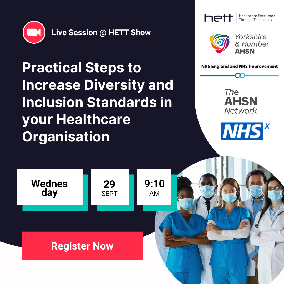 Practical Steps to Increase Diversity and Inclusion Standards in your Healthcare Organisation