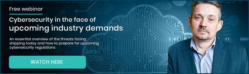 Webinar: Cybersecurity in the face of upcoming demands
