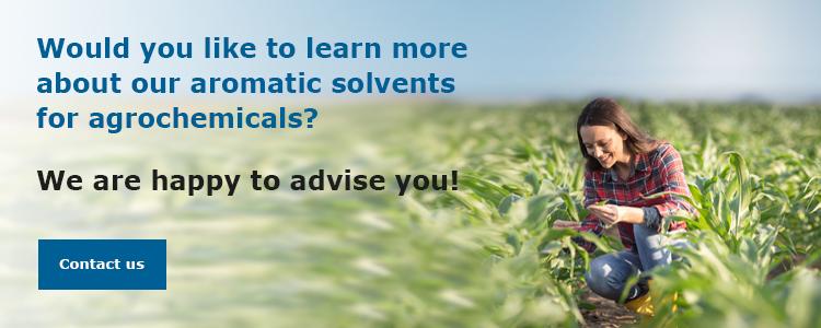 heavy aromatic solvents für agrochemicals consultation