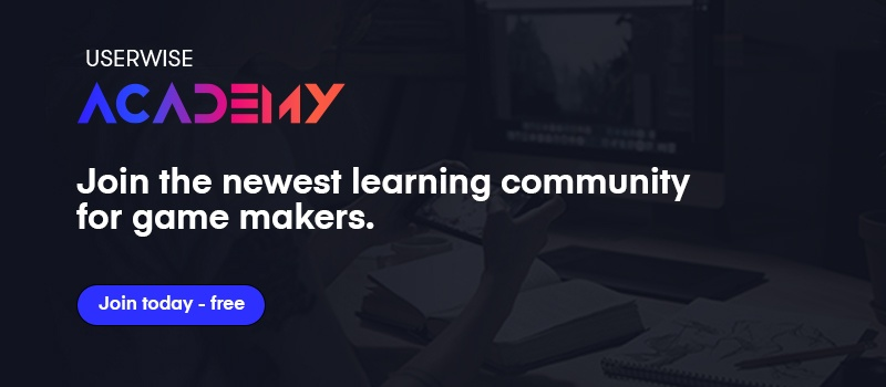 Join the newest learning community for game makers.