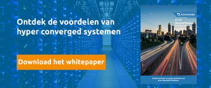 Download hier het whitepaper en ontdek de voordelen van hyper converged systemen.