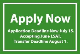 Apply Now to Stetson Law