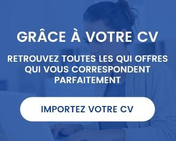 Importez votre CV