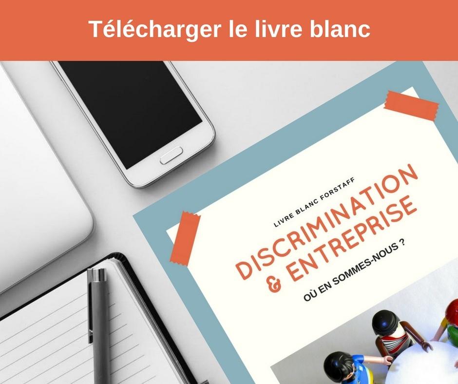 """Télécharger le livre blanc """"Discrimination et Entreprise : Où en sommes-nous ?"""""""