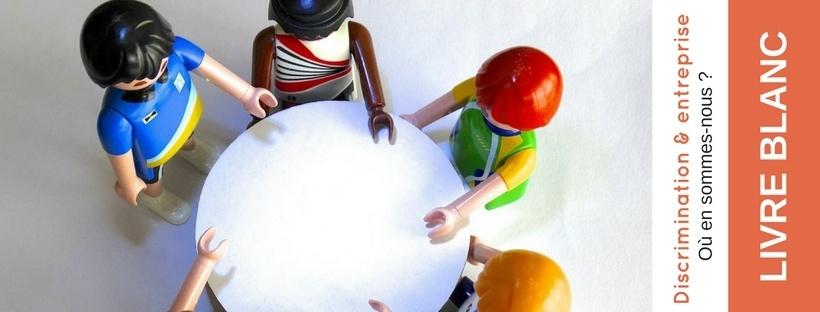 Télécharger le livre blanc Forstaff : Discrimination et recrutement : Où en sommes-nous ?