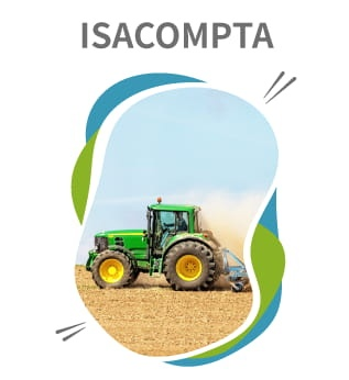 ISACOMPTA logiciel de gestion d'exploitation agricole