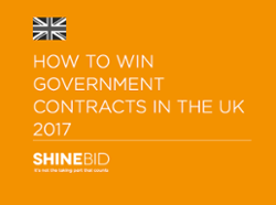 Get your copy of 'How to Win Government Contracts in the UK 2017'