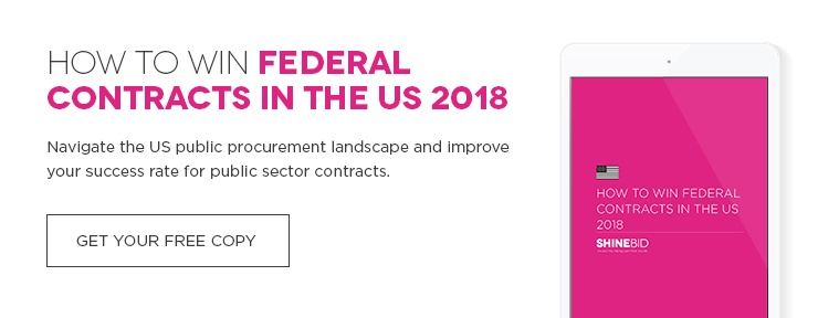 How to win government contracts in the USA