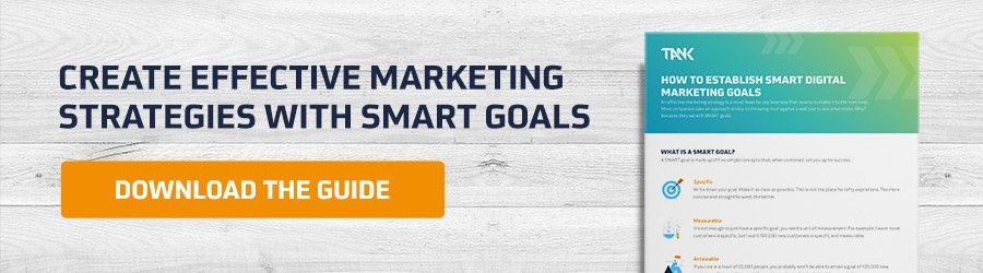 Create Effective Marketing Strategies with SMART Goals