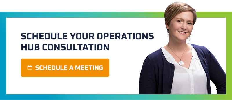 Schedule Your Operations Hub Consultation