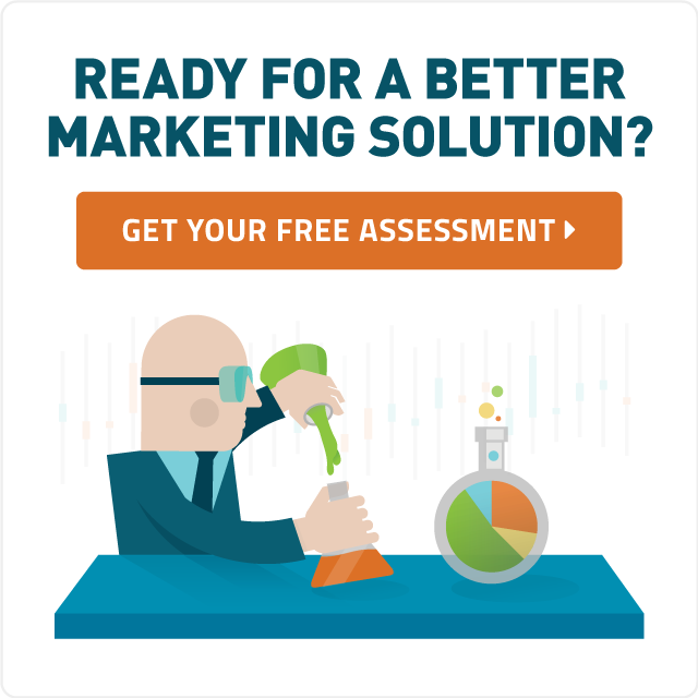 Ready for a better integrated marketing solution? Get your free website assessment.