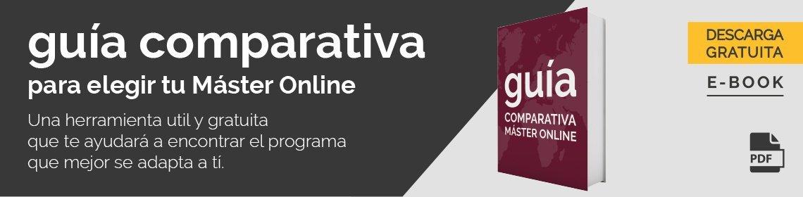 Gu�comparativa masters online