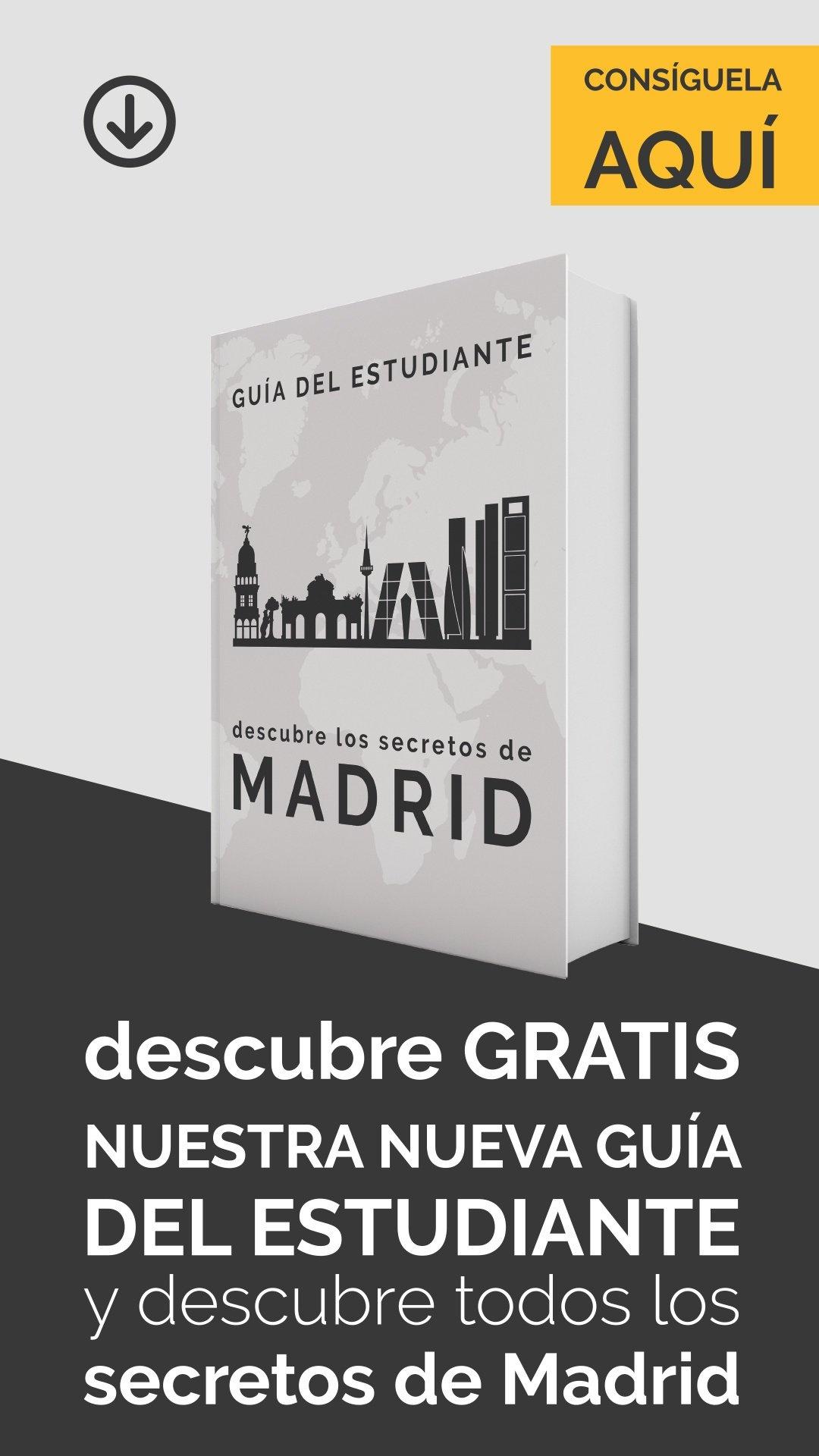 Guía del estudiante Madrid