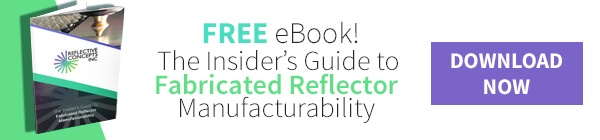 Fabricated Reflector Manufacturability eBook