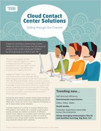 Cloud Contact Center Channel Guide