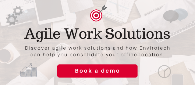 agile work solutions CTA button