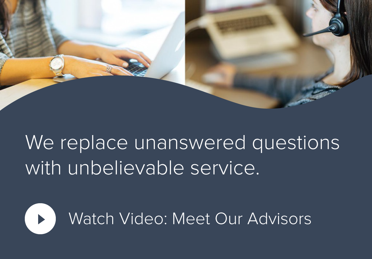 Advisors Video CTA