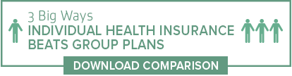 Individual Insurance Beats Group Plans