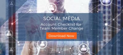 Social  Media Account Checklist
