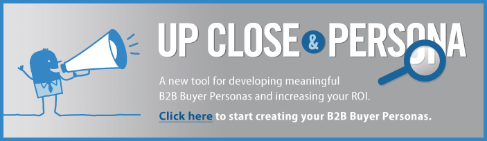 Start creating your B2B Buyer Personas today!
