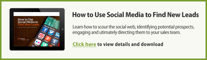 Learn How to Use Social Media to Find New Leads