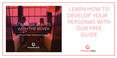 "Download our ebook ""strategy starts with the buyer"" call-to-action button"