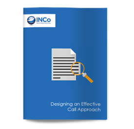 Designing an Effective Call to Approach