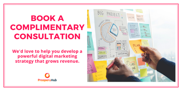 Book a Strategy development Session and enhance your inbound marketing results