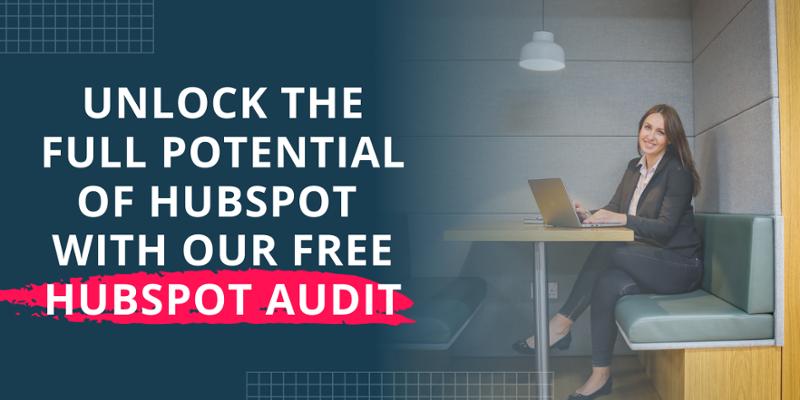 Book HubSpot Audit