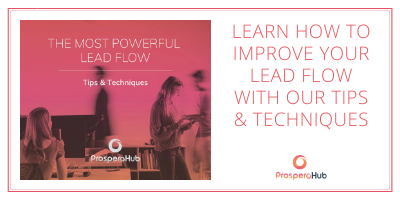 Learn how to progress your leads with our free guide call-to-action button