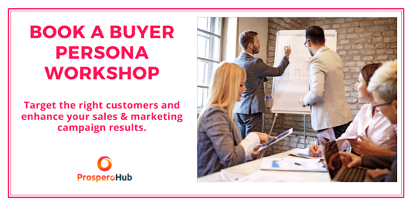 Book a Buyer Persona Session and Identify your target market