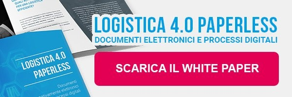 Siav - White Paper - Logistica 4.0 paperless